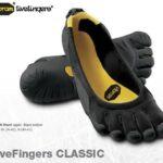 Vibram FiveFingers — такие кроссовки вы еще не видели!