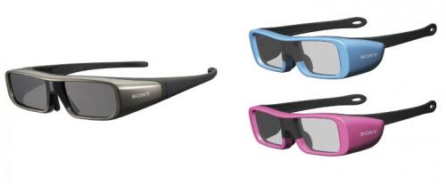 3d-очки Sony