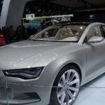 Скоро должны начаться продажи Audi A7