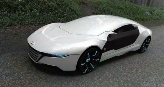 Audi-A9 Concept