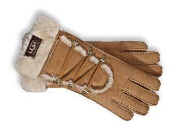 Женские перчатки ugg
