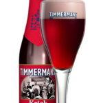 Вишневое пиво Timmermans — это необычно и вкусно…
