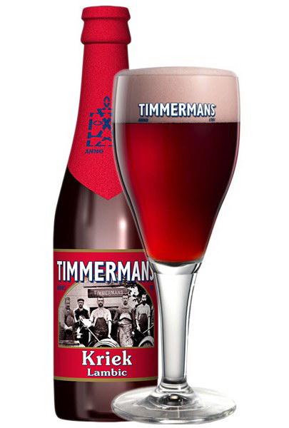 Вишневое пиво Timmermans