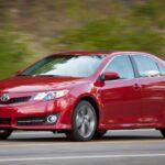 Встречайте — новая Toyota Camry