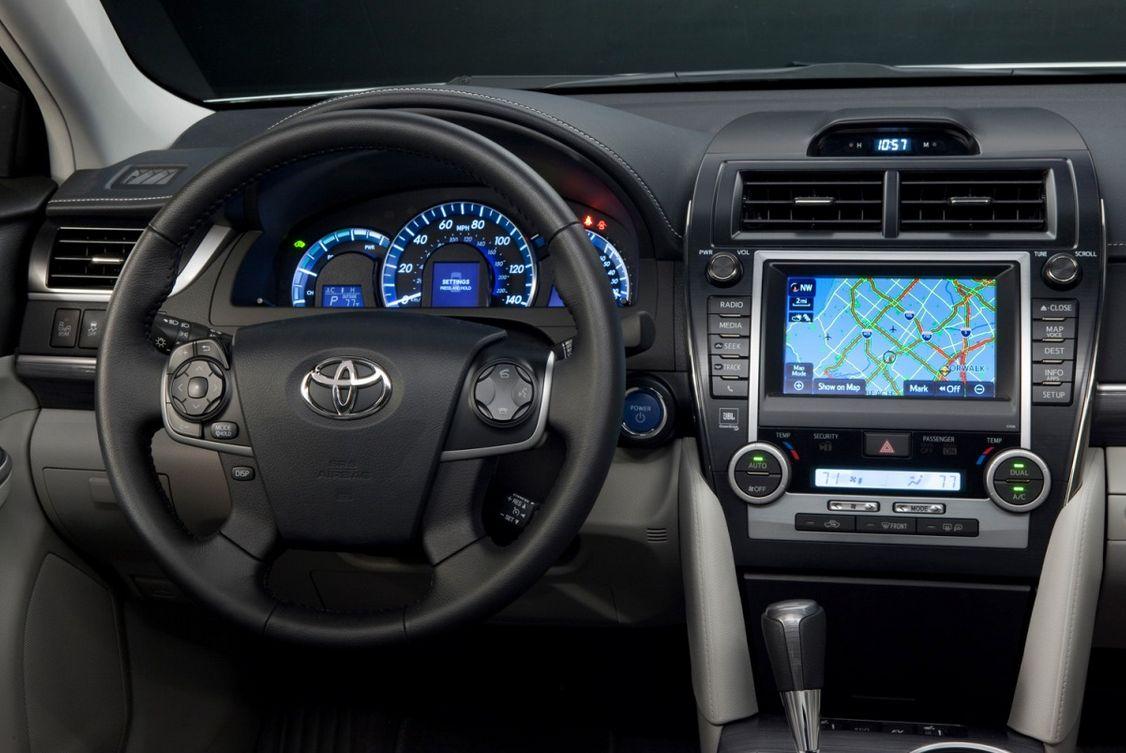 Встречайте новая Toyota Camry Мир моды и шоппинга