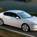 Новый Peugeot 508 — официальный старт продаж в России состоится 1 февраля 2012 года