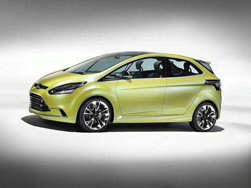 минивэн Ford B-Max 2012