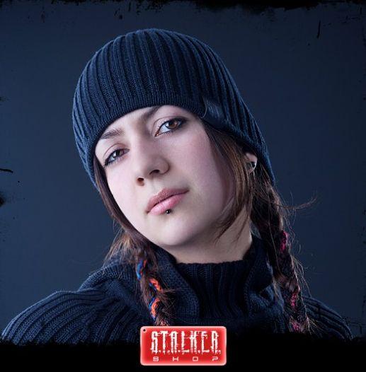 Шапка Stalker женская