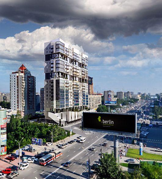 Новосибирский проект Berlin
