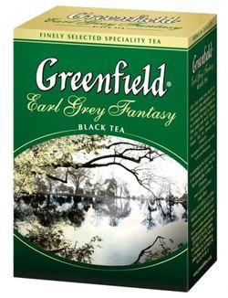 Чай Greenfield earl grey fantasy