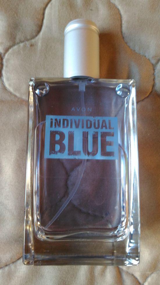 мужская туалетная вода Individual Blue