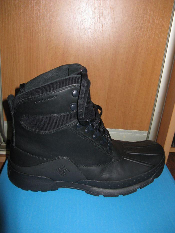 Зимние мужские ботинки Columbia Bugaboot