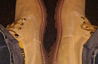 мужские ботинки Caterpillar Colorado