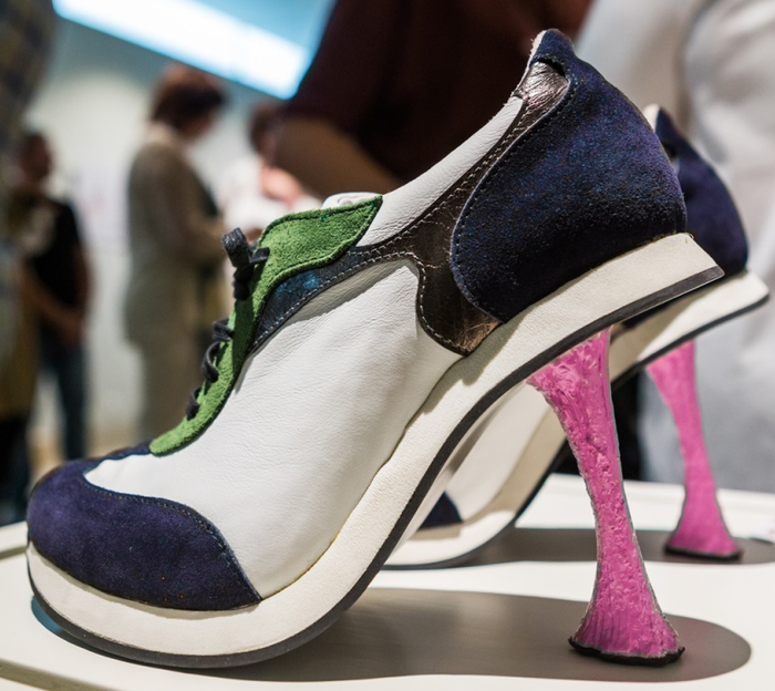 Женские туфли от Коби Леви