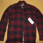 Теплая мужская рубашка-куртка от Mountain Hardwear