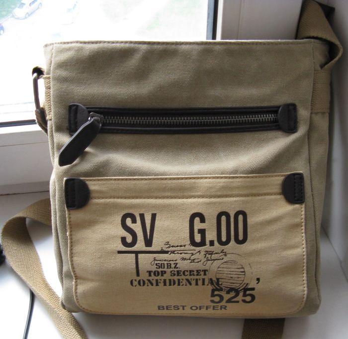Мужская сумка Savage