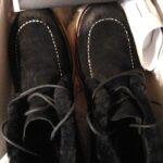 Эти зимние ботинки Terra Impossa из натуральной замши и меха я купил за 2000 рублей!