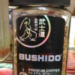 Bushido Black Katana — лучший растворимый кофе, что мне доводилось пробовать