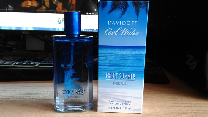 Мужская туалетная вода Davidoff Cool Water Exotic Summer Limited Edition