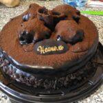 Попробовал торт «Трюфельный» из кондитерской Неаполь, Новосибирск