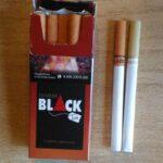 Попробовал кретеки Djarum Black Tea — такие сигареты из Индонезии