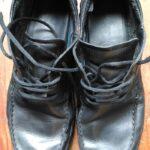Отдавал туфли Ecco на замену подошвы: смотрим что получилось…