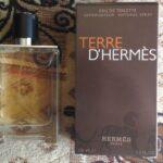 Протестировал аромат туалетной воды Terre d'Hermès — отличный вариант для мужчин 40+