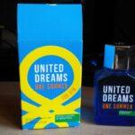 United Colors Of Benetton One Summer — отличный мужской аромат на весну и лето!