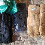 Алиэкспресс распаковка: мужские перчатки из кожи оленя