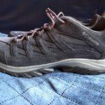 Купил замшевые мужские кроссовки Columbia Crestwood Suede
