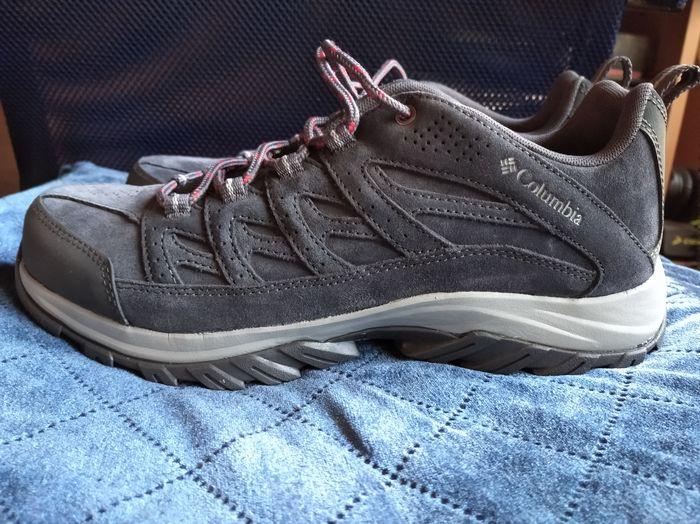 Мужские кроссовки Columbia Crestwood Suede