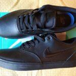 Приобрёл кеды Nike Sb Check Solarsoft