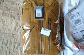 Куртка утепленная мужская Outventure, сезон осень-зима
