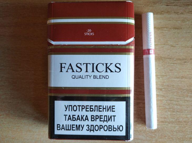Сигареты Fasticks