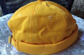 Мужская кепка-докер Amvex