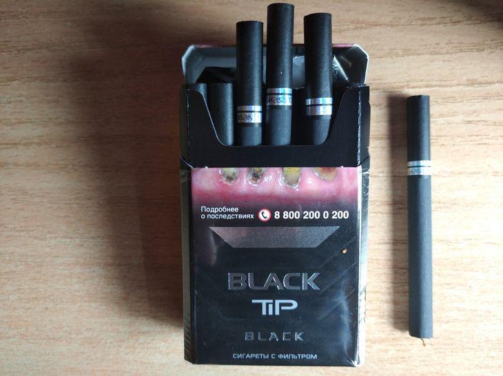Black Tip Black